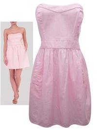 Jack W1lls PINK Honeyburdge Dress - Size 6 to 14