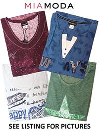 Mia Moda ASSORTED Plain, Printed & Embellished Tops - Plus Size 24 to 36 (EU 52 to 64)