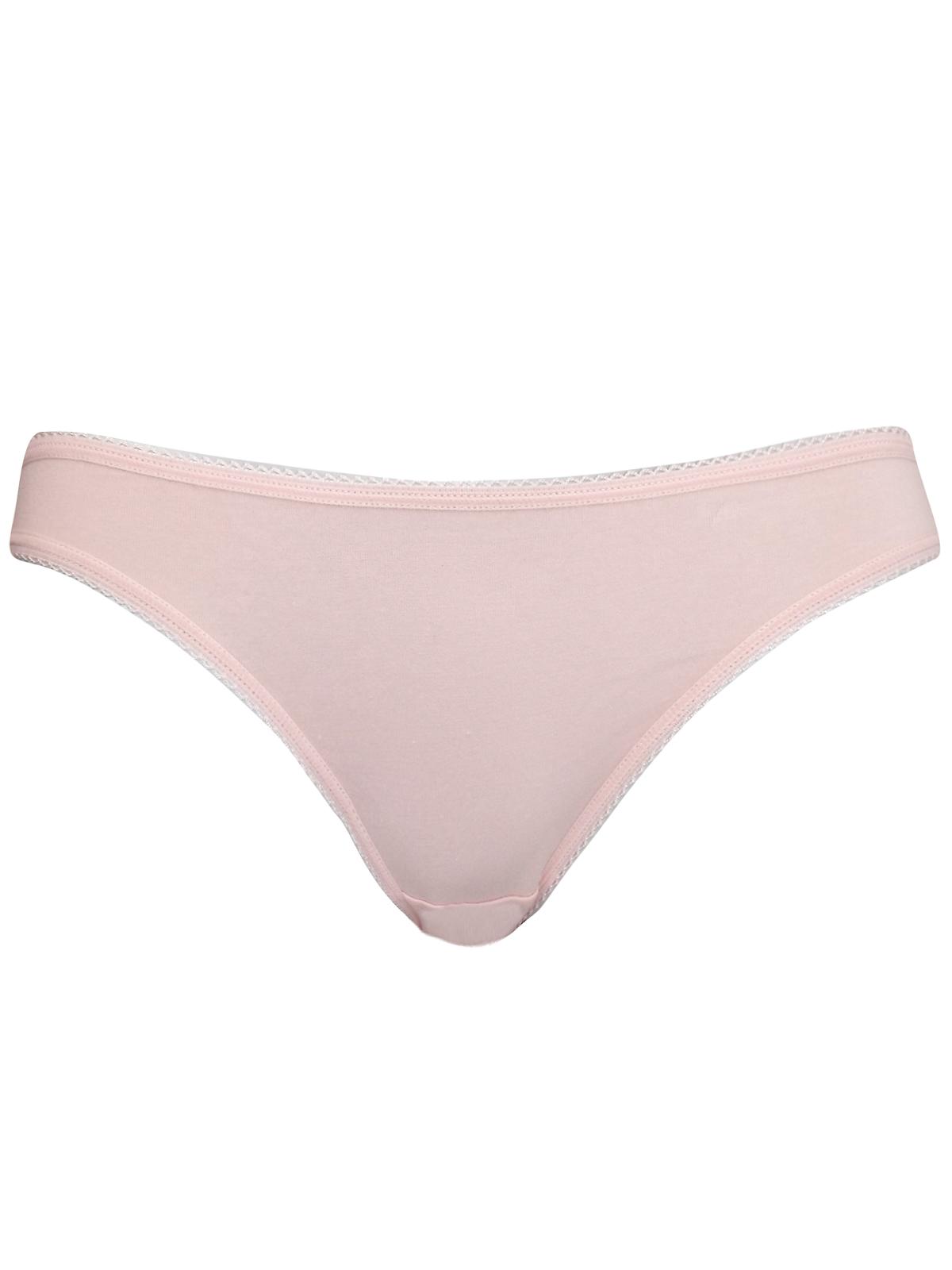 G3orge PINK 5-Pack Cotton Rich Bikini Knickers - Size 8. SKU 36720  206039815