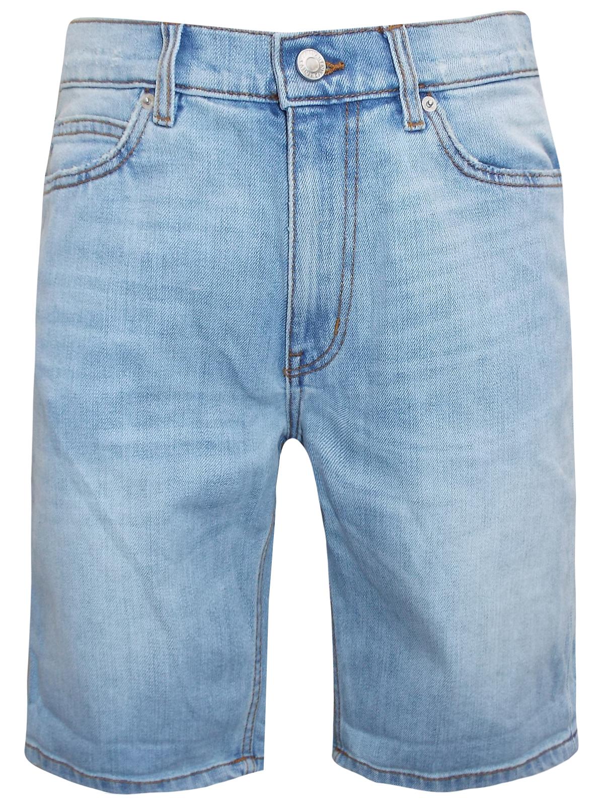 36c88c2e0d78 Vailent Pure STONE-WASH Cotton Rich 5-Pocket Distressed Denim Shorts -  Waist Size 28 to 36. SKU[36261]