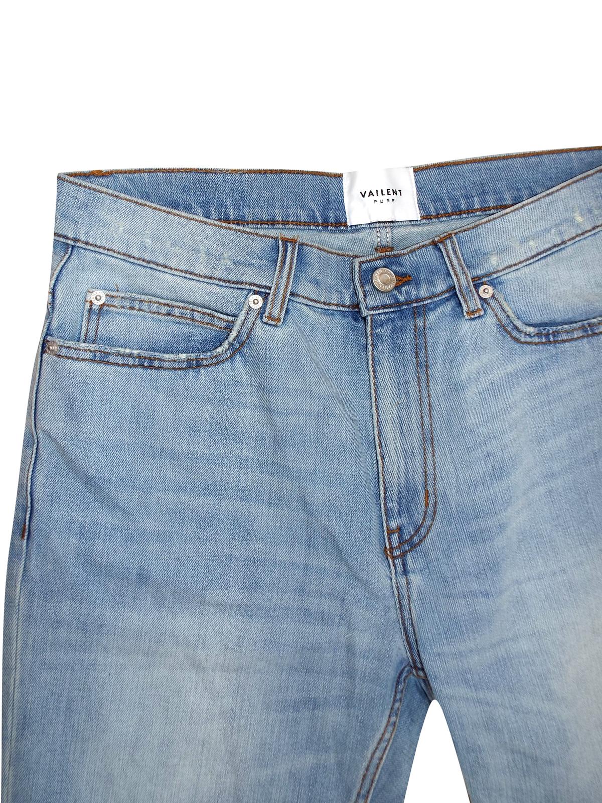 df745c4021f3 Vailent Pure - - Vailent Pure STONE-WASH Cotton Rich 5-Pocket ...