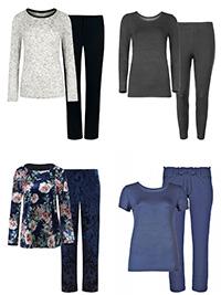 Naturana Cybele ASSORTED Pyjama Sets - Size 10