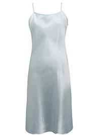 Victoria's Secret MINT Satin Skinny Strap Lingerie Slip - Size Small to Large