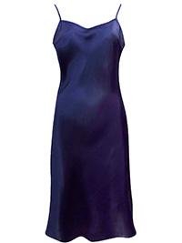 Victoria's Secret STARRY NIGHT Satin Skinny Strap Lingerie Slip - Size Small to Large