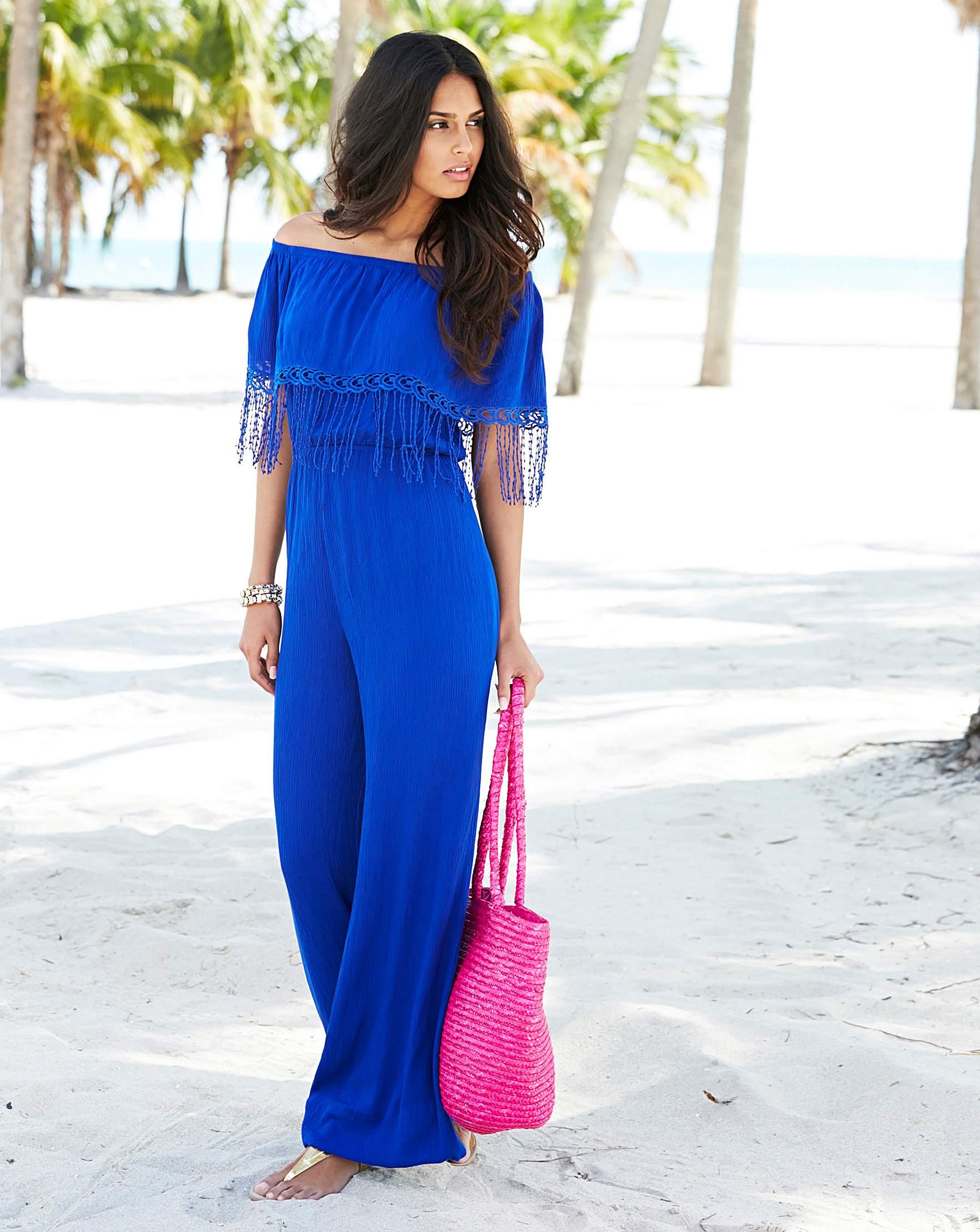 Wholesale Plus Size Clothing From Marisota Anthology Royal Blue