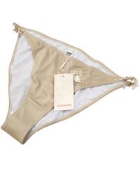 M0ns00n Accessorize Anjuna GOLD Shells and Beads Trim Bikini Bottoms - Size 16