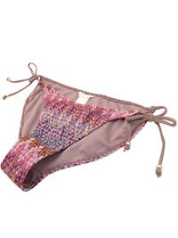 M0ns00n Accesorize RUSTIC Crochet Knit Tie Side Bikini Bottoms - Size 8 to 18