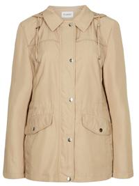 M&5 NEUTRAL Harrington Anorak Jacket with Stormwear - Size 8 to 22